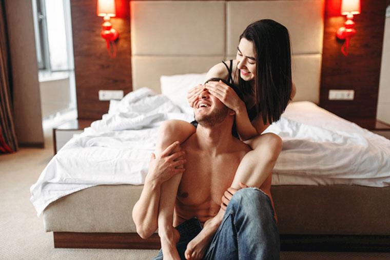 Nên phân tán sự tập trung để tránh xuất tinh sớm ở nam giới