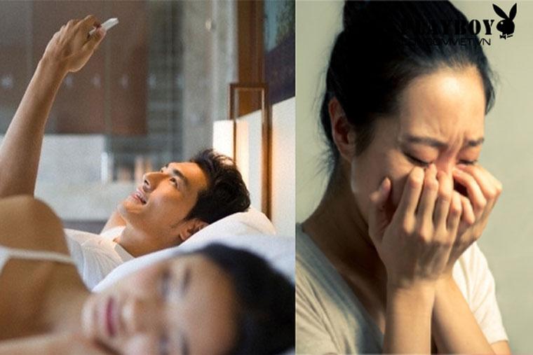 Nếu chính bạn còn chán bản thân mình thì chồng bạn cũng không ngoại lệ.