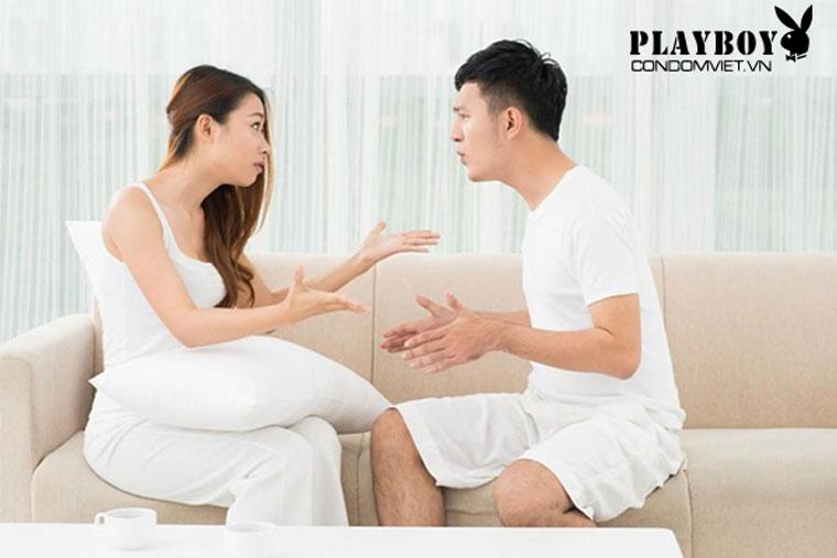 Nguyên nhân đàn ông ngoại tình do bất đồng quan điểm