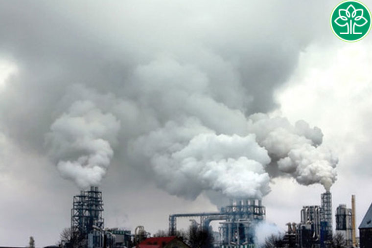 Không khí ô nhiễm là một trong những nguyên nhân ô viêm phế quản cấp