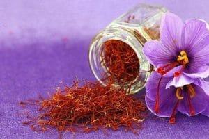 Nhụy Hoa Nghệ Tây (Saffron)