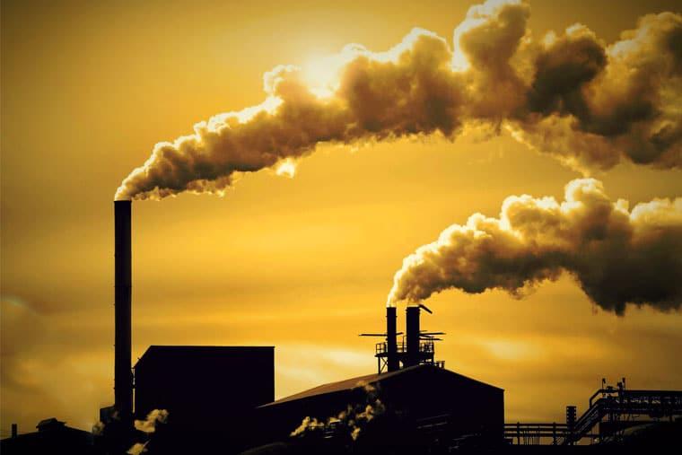 Môi trường ô nhiễm là một trong những tác nhân gây bệnh chàm bìu
