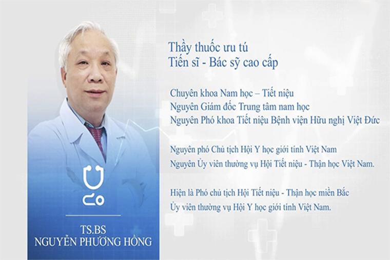 TS.BS. Nguyễn Phương Hồng