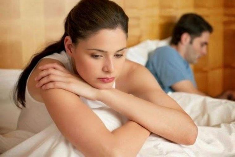 Những cãi vã trong cuộc sống có thể là nguyên nhân khiến phụ nữ ngoại tình