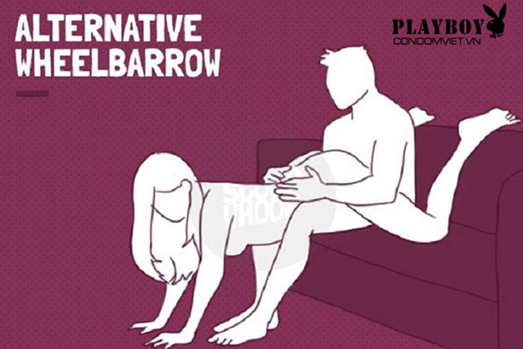Quan hệ trên sofa đem đến cảm giác đê mê tột độ
