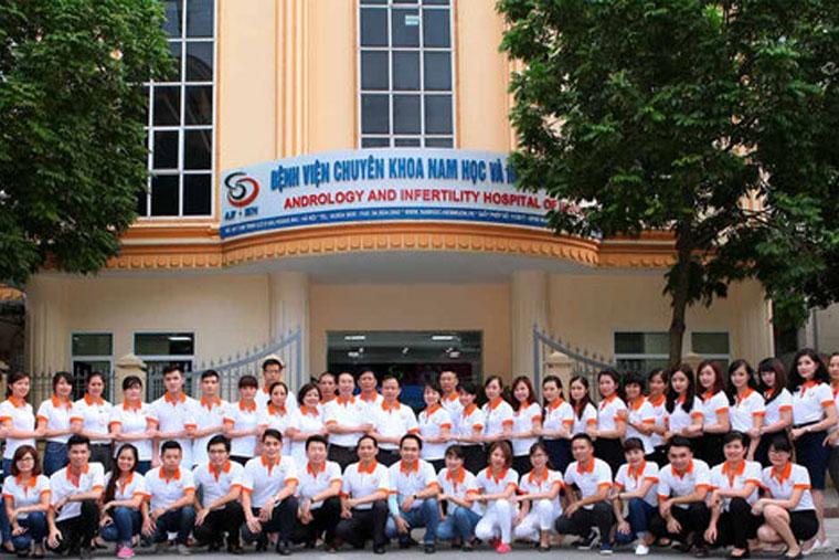 Một trong những bệnh viện uy tín khu vực Hà Nội