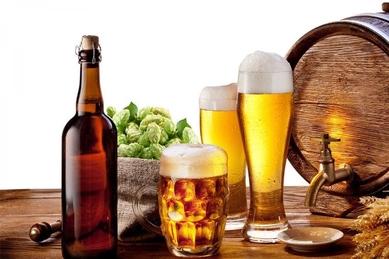 Sử dụng rượu bia và các chất kích thích có thể làm bệnh chàm tiếp xúc trầm trọng hơn