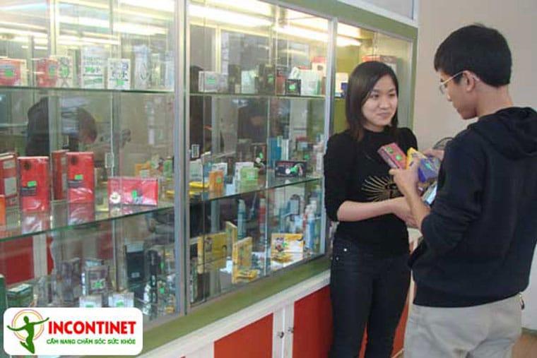 Shop bao cao su condomviet