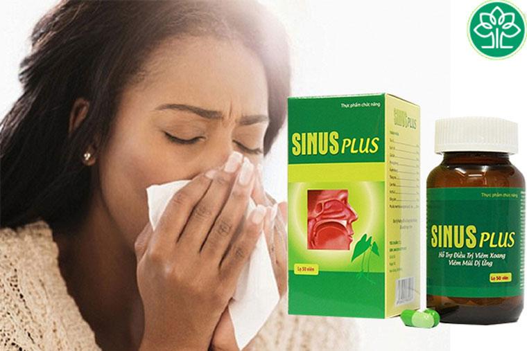 Thuốc trị viêm xoang Sinus Plus