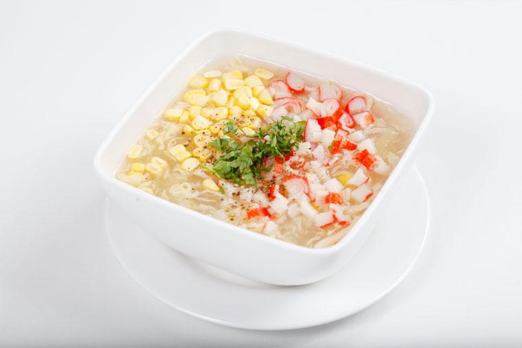 Nên ăn những đồ ăn mềm như: cháo, súp sau khi cắt amidan