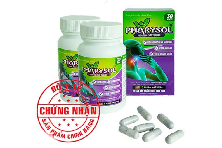 thuốc pharysol chính hãng
