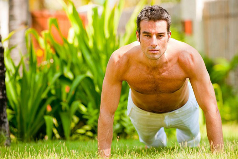 Tập thể dục là cách nâng cao sức khỏe, tăng độ bền cho cơ bắp, thể lực