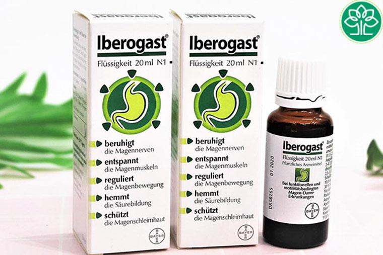 Gốc cam thảo là một trong những dược liệu được dùng để điều chế Iberogast