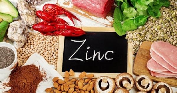 Tăng cường bổ sung thực phẩm chứa nhiều kẽm để nhanh hết bệnh tổ đỉa