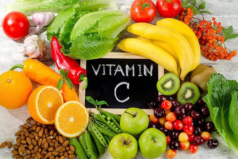 Những thực phẩm chứa nhiều vitamin C