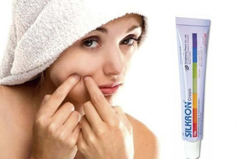 Thuốc 7 màu chuyên đặc trị các bệnh về da liễu và viêm nhiễm