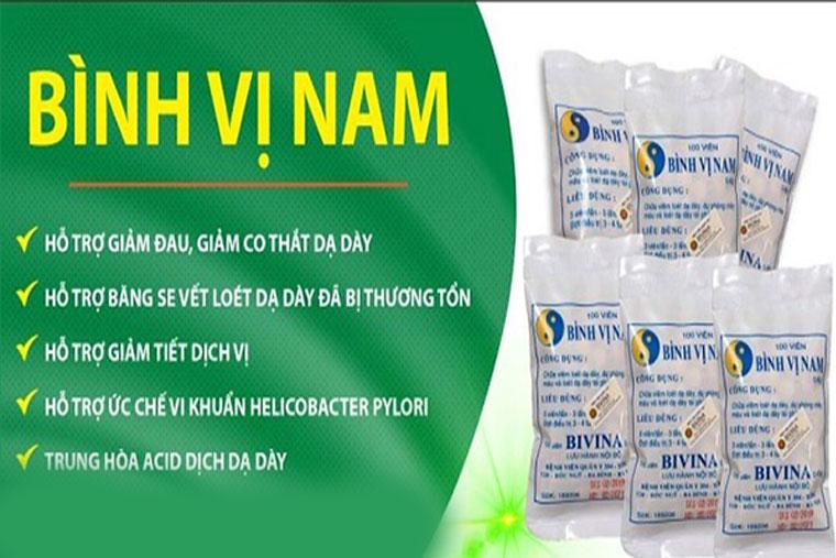 Bình vị nam – BIVINA là sản phẩm được các bác sĩ đầu ngành của bệnh viện quân y 354 nghiên cứu và sản xuất
