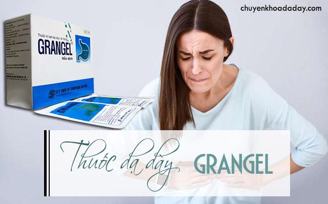 Hình ảnh thuốc Grangel