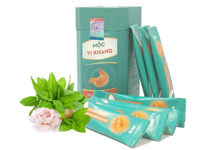 Mộc vị khang là thực phẩm bảo vệ sức khỏe, Sản phẩm được sản xuất bởi Công ty Cổ phần Truepharmco