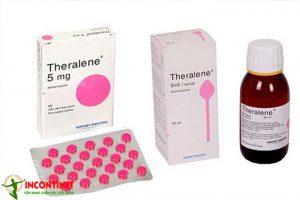 Thuốc ho Theralene