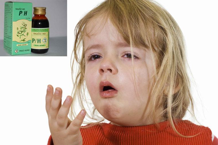 Siro ho ph là dược phẩm trị ho an toàn, hiệu quả