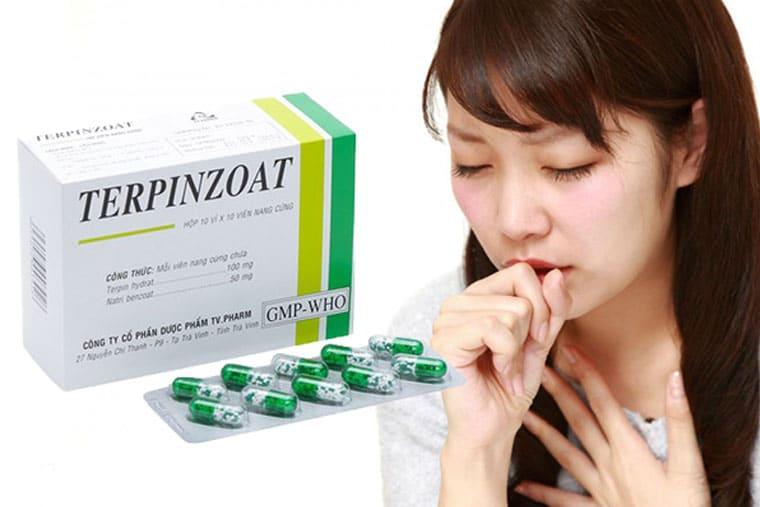 Hình ảnh Thuốc ho Terpinzoat
