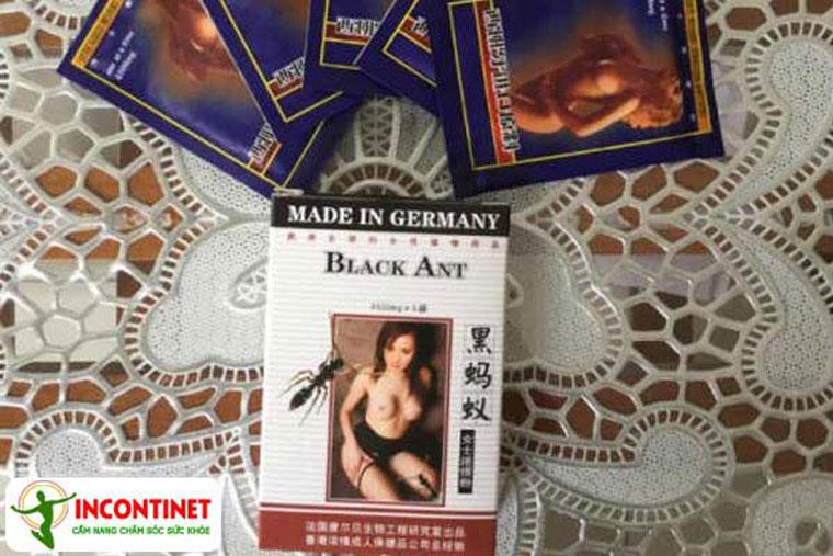 Bột thuốc kích dục Black ANT