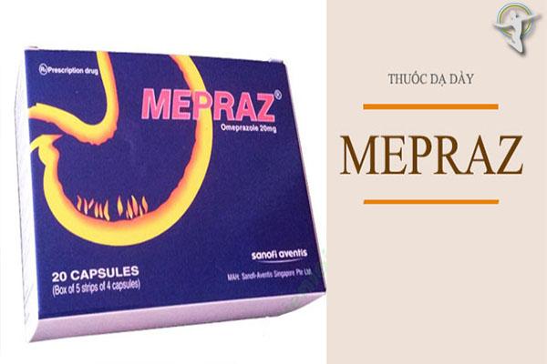 Dùng Mepraz đúng liều lượng để hạn chế rủi ro xảy ra tác dụng phụ