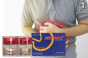 Thuốc đau dạ dày Mepraz