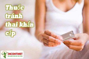 Thuốc tránh thai khẩn cấp là gì ?