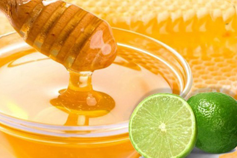 Thuốc dân gian trị ho từ mật ong và chanh