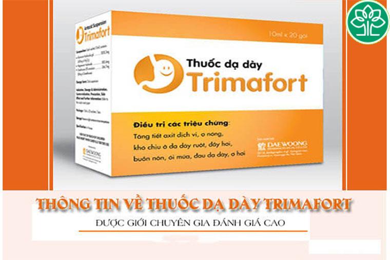 Điều trị cho các đối tượng có các triệu chứng viêm loét dạ dày, hành tá tràng, chướng bụng, đầy hơi,…