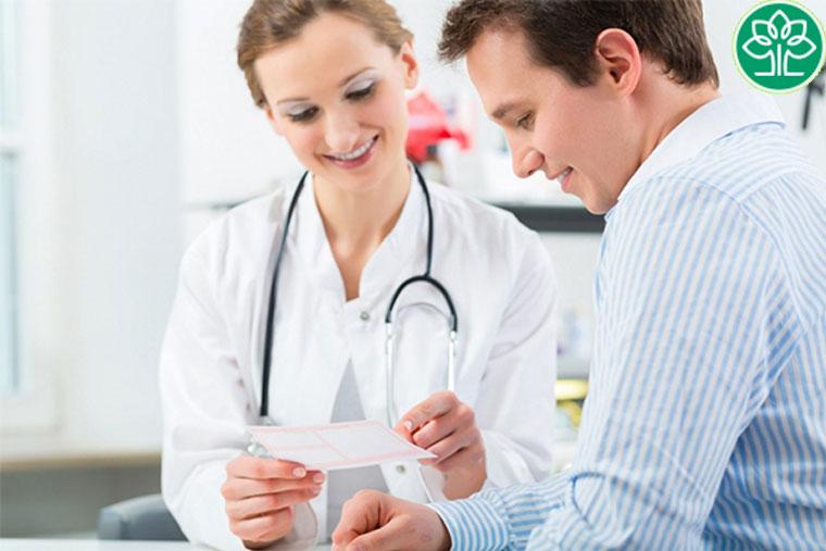 Tuân theo hướng dẫn và trị định của bác sĩ để đạt được hiệu quả điều trị tốt nhất