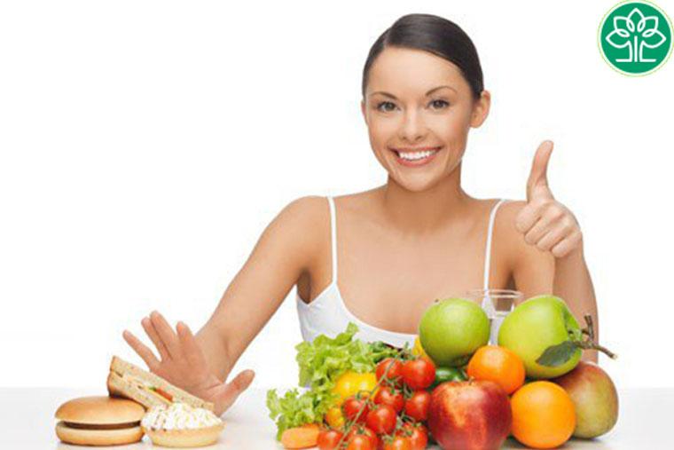 Lối sống ăn uống sinh hoạt lành mạnh là một trong những yếu tố quyết định đến hiệu quả điều trị