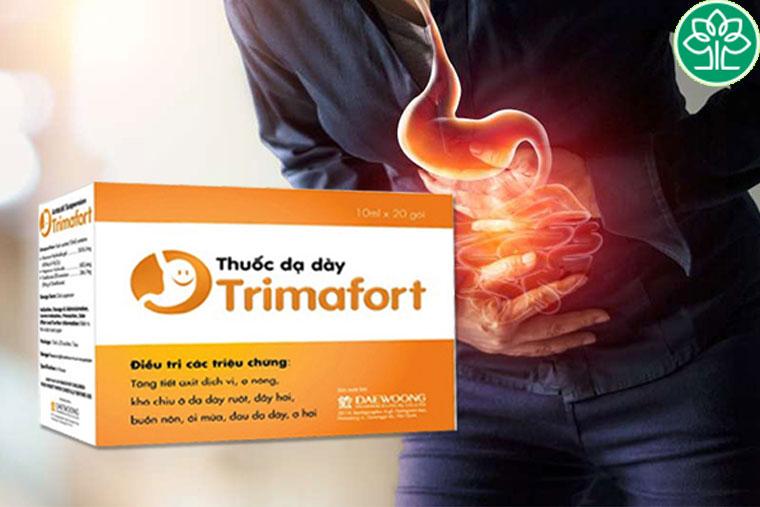 Thuốc Trimafort có tác dụng gì? Những thông tin cơ bản về Trimafort có thể bạn chưa biết
