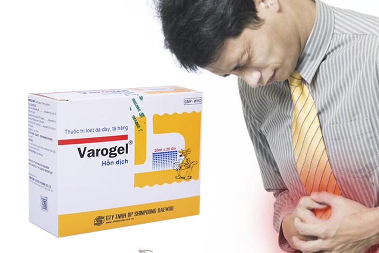 Hình ảnh thuốc Varogel