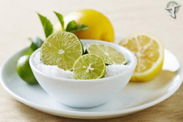Chanh & muối chữa đau họng hiệu quả tại nhà
