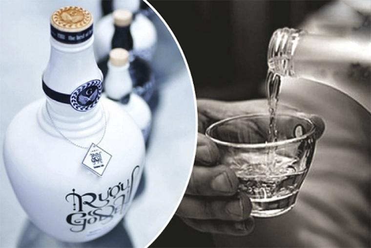 Rượu có tính sát khuẩn giúp trị mề đay hiệu quả