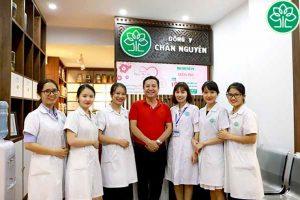 Trung tâm Đông Y Chân Nguyên là địa chỉ điều trị các bệnh về da uy tín 10 năm nay