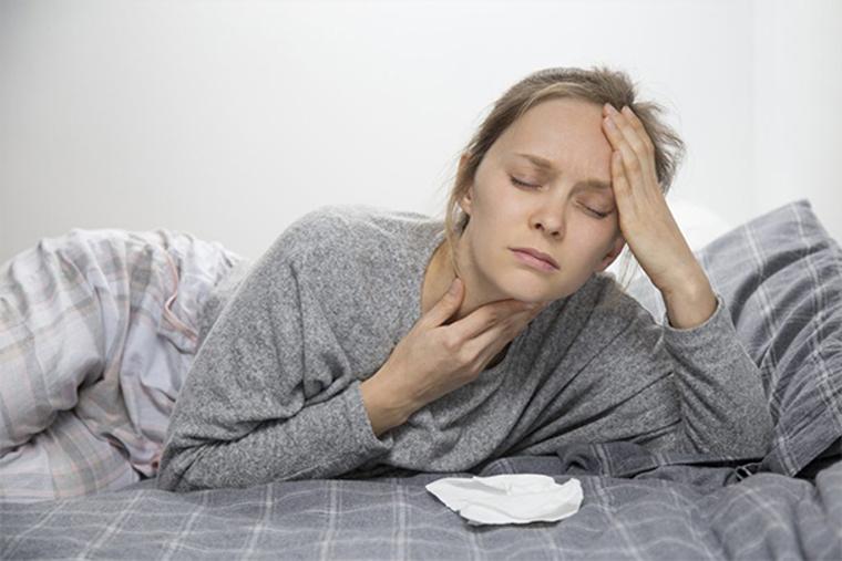 Ho dai dẳng về đêm là một trong các triệu chứng hen phế quản