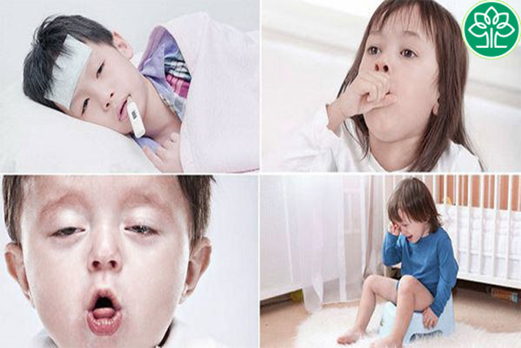 Những triệu chứng viêm phế quản co thắt trẻ hay mắc phải