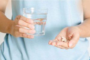 Viêm amidan uống thuốc gì (ảnh minh họa)