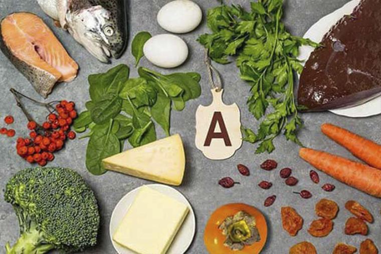 Viêm da cơ địa nên ăn gì có nhiều Vitamin A để hạn chế ngứa, đau rát