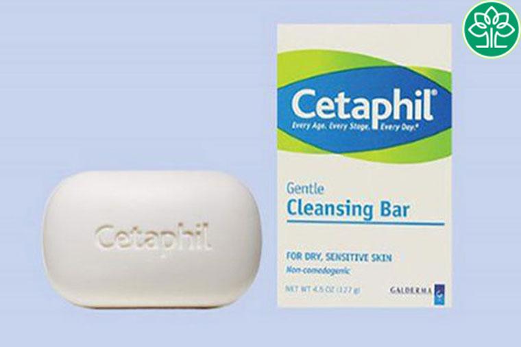 Xà phòng với tính chất dịu nhẹ của Cetaphil