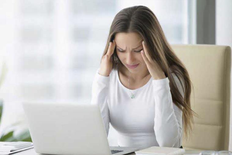 Căng thẳng khiến viêm da cơ địa dễ tái phát