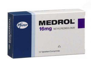 Thuốc Medrol 16mg