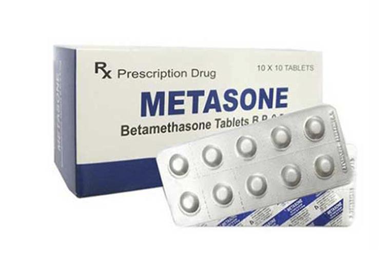 Hình ảnh thuốc Metasone