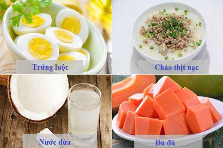 Những thực phẩm tốt cho người mắc bệnh viêm họng mãn tính
