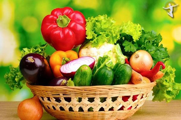 Viêm phế quản nên ăn gì? - Nên ăn hiều rau củ quả