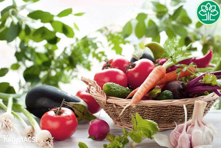 Các thực phẩm dinh dưỡng dành cho người mắc bệnh viêm phế quản phổi